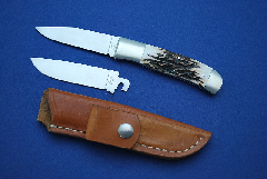 Jess Horn Hunter with Interchangeable Blades